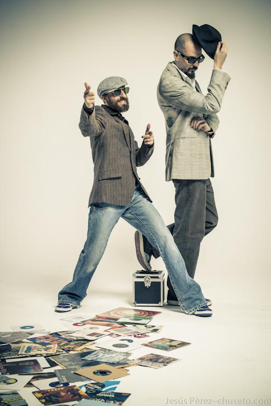 Logo Groove Lee & Funk Norris. Foto by Chuseto