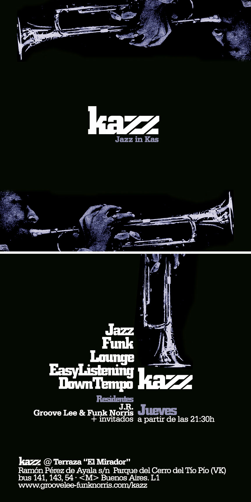 kazz. Jazz in Kas