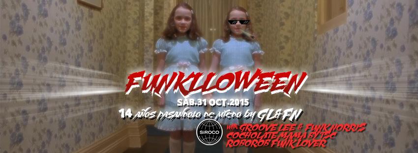 Funklloween. 14 años pasándolo de miedo by GL&FN