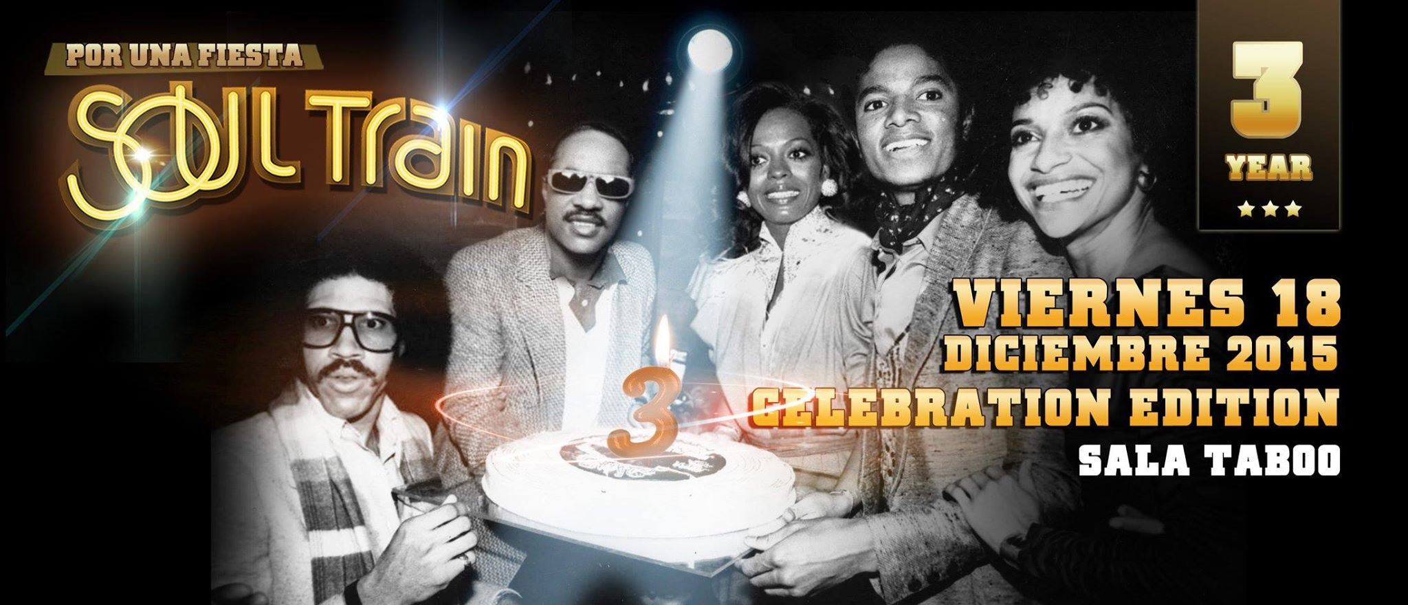 Por una Fiesta Soul Train IX