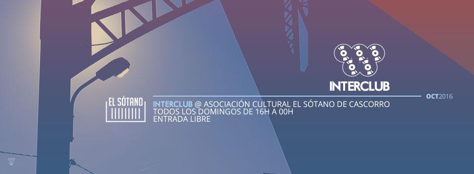 D2OCT. GL&FN en Interclub@El Sótano