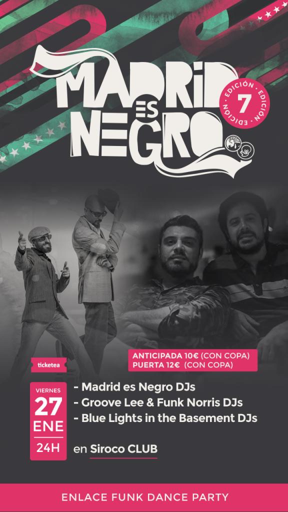 Siroco_Madrid Es Negro 2017