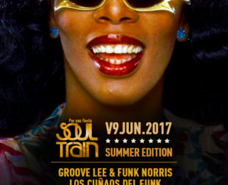 V9 Junio 2017. Soul Train Summer Edition @ Café Berlín