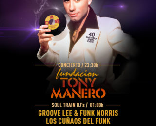 V6 Octubre 2017. Soul Train Tony Manero Edition @ Café Berlín
