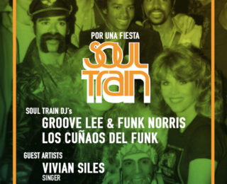 V25 Mayo 2018 – Soul Train XIX Edition @ bClub. Club Café Berlín. Madrid
