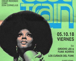 V5 Oct. Soul Train XXI – Anniversary Edition – berlinClub Madrid