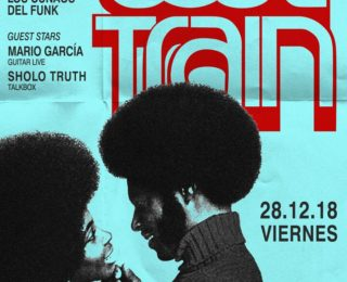 V28 Dic 2018. Soul Train XXII – berlinClub Madrid