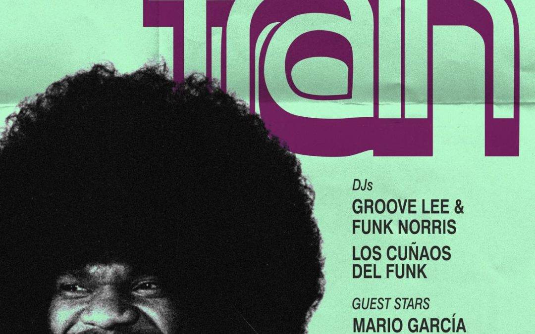 S1 junio 2019. Soul Train XXV – berlinClub Madrid