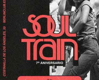 V11 Octubre 2019. 7º Aniversario Por una Fiesta Soul Train
