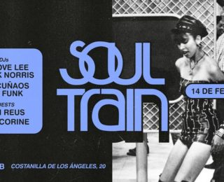 V14 Febrero 2020. Por una Fiesta Soul Train Love Edition