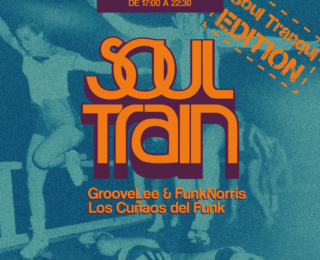 Domingo 4 abril. Soul Tranqui Edition en b Club.
