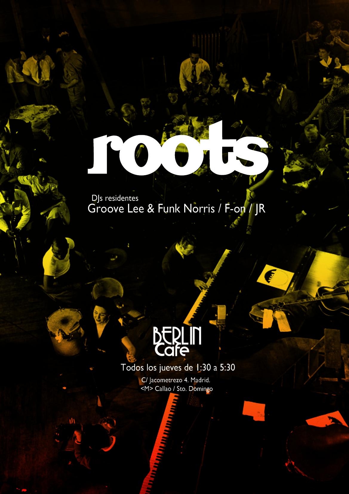 Roots @ Café Berlin Mayo