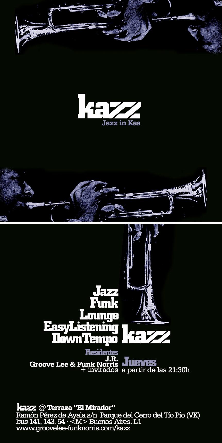 kazz. Jazz in Kas