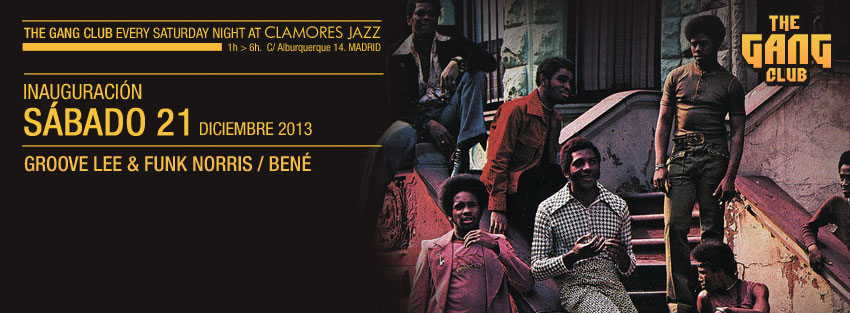 Inauguración The Gang club @ Clamores Jazz