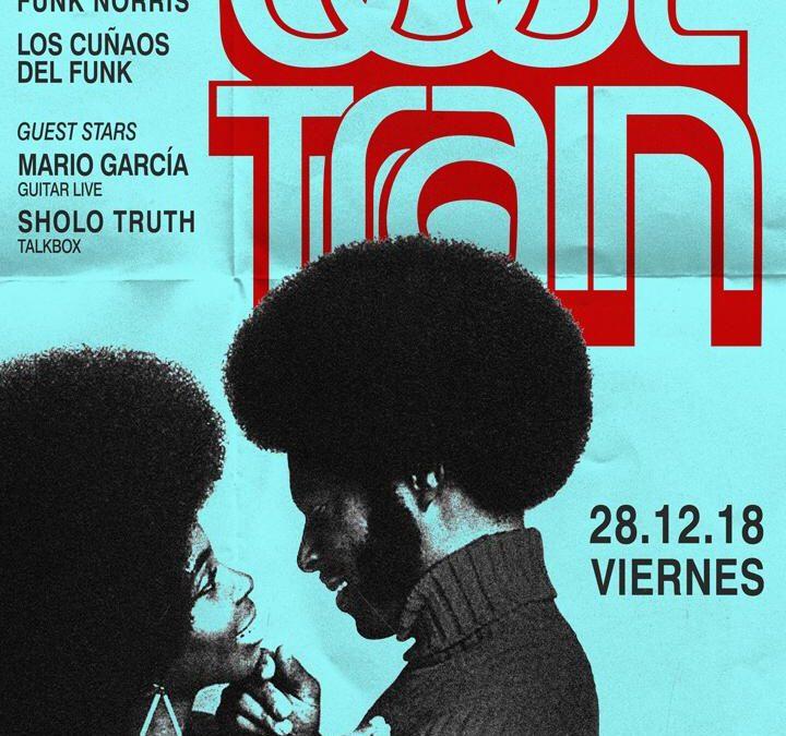 V28 Dic 2018. Soul Train XXII – berlinClub Madrid