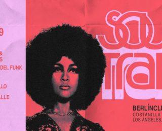 V8 Feb 2019. Soul Train XXIII @ berlinClub Madrid