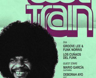 S1 junio 2019. Soul Train XXV – berlinClub Madrid
