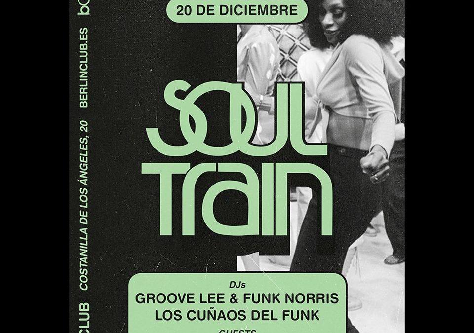 V20 Diciembre 2019. Por una Fiesta Soul Train Christmas Edition
