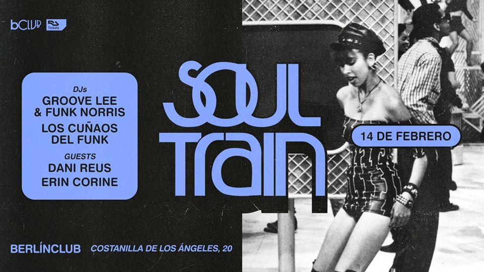 V14 Febrero 2020. Por una Fiesta Soul Train Love Edition